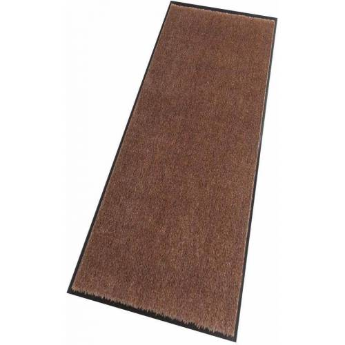 HANSE Home Läufer »Deko Soft«, , rechteckig, Höhe 7 mm, waschbar, braun