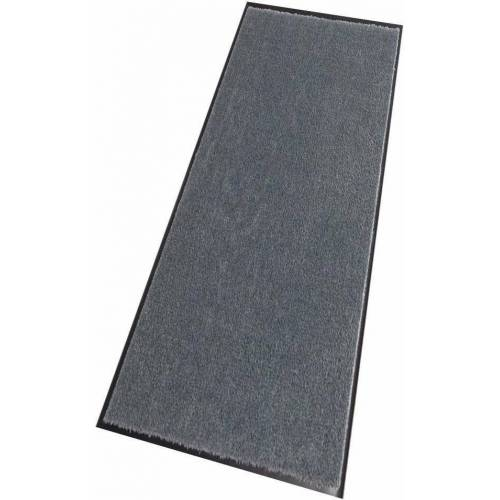 HANSE Home Läufer »Deko Soft«, , rechteckig, Höhe 7 mm, waschbar, grau