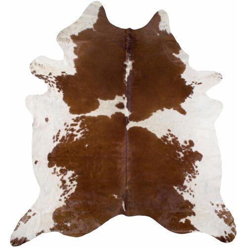 LUXOR living Fellteppich »Rinderfell 5«, , tierfellförmig, Höhe 3 mm, echtes Rinderfell