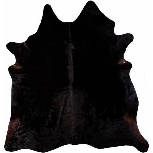 LUXOR living Fellteppich »Rinderfell 1«, , tierfellförmig, Höhe 3 mm, echtes Rinderfell