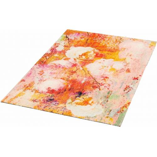 wash+dry by Kleen-Tex Läufer »Loving Rose«, , rechteckig, Höhe 9 mm