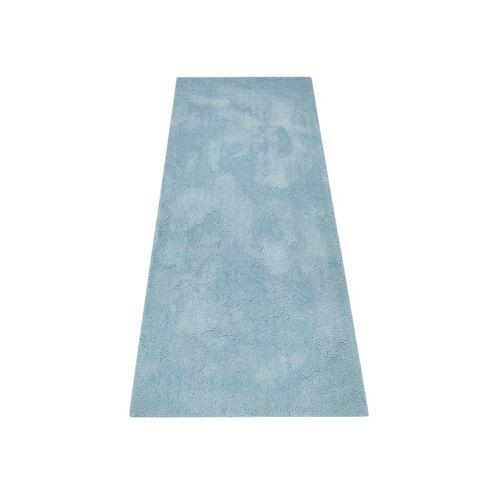andas Läufer »Taruk«, , rechteckig, Höhe 20 mm, Pastell-Farben, bleu