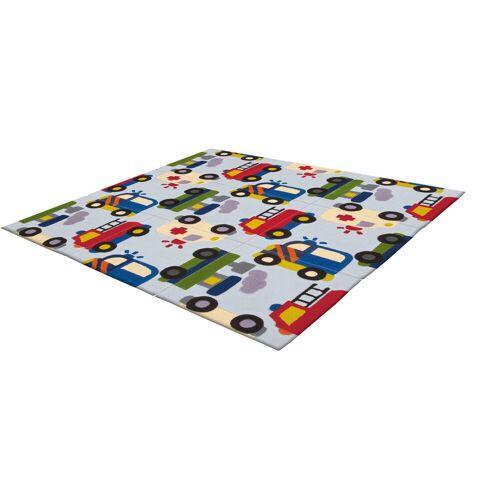 Arte Espina Kinderteppich »Joy 4109«, , rechteckig, Höhe 16 mm, Kinder-Spielteppich, Kurzflor