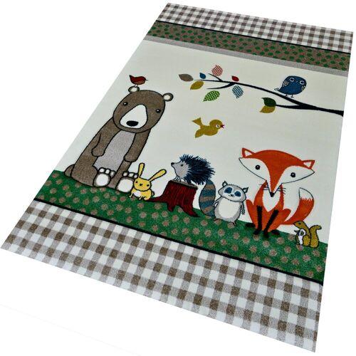 merinos Kinderteppich »Diamond Kids 485«, , rechteckig, Höhe 13 mm