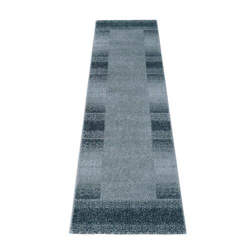 my home Läufer »Oriol«, , rechteckig, Höhe 13 mm, gewebt, blau