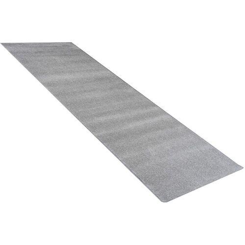 Living Line Läufer »Trend«, , rechteckig, Höhe 8 mm, Velours, grau