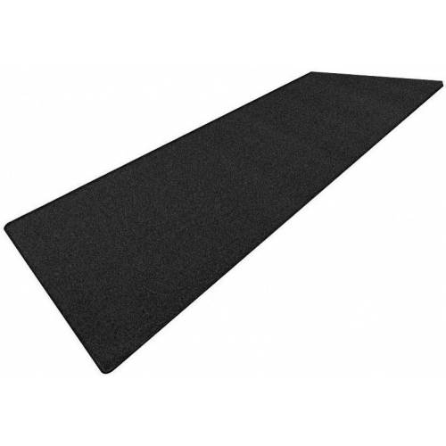 Living Line Läufer »Trend«, , rechteckig, Höhe 8 mm, Velours, schwarz