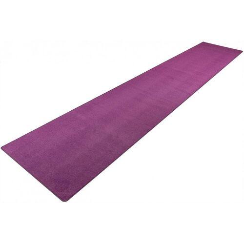 Living Line Läufer »Trend«, , rechteckig, Höhe 8 mm, Velours, lila