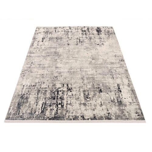 machalke® Teppich »vintage«, , rechteckig, Höhe 8 mm, Design Teppich, multi