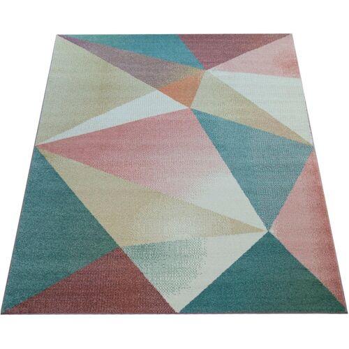 Paco Home Läufer »Kosy 310«, , rechteckig, Höhe 16 mm, in schönen Pastell-Farben