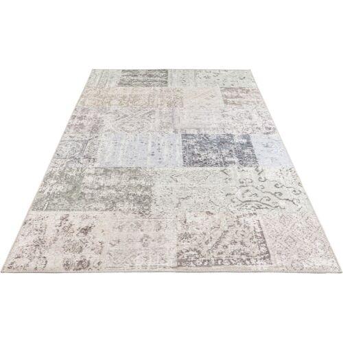 ELLE Decor Teppich »Toulon«, , rechteckig, Höhe 4 mm, creme