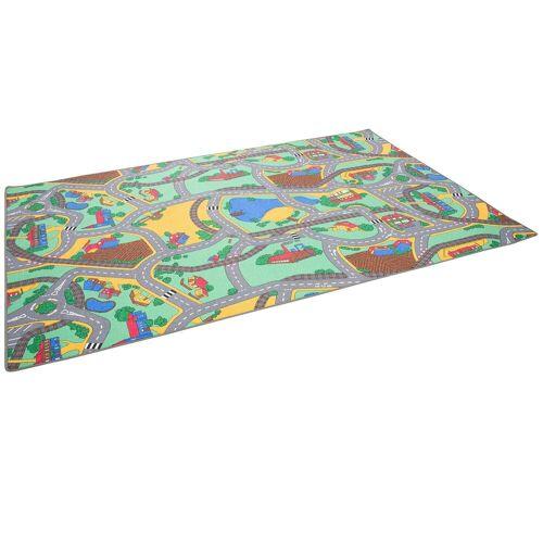 Snapstyle Kinderteppich »Kinder Spiel Straßenteppich«, , Eckig, Höhe 4 mm