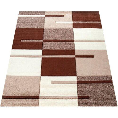 Paco Home Teppich »Diamond 768«, , rechteckig, Höhe 18 mm, mit Konturenschnitt