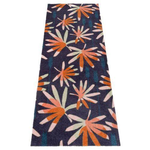 ELLE Decor Läufer »Mellow«, , rechteckig, Höhe 7 mm, waschbarer Teppichläufer, rutschhemmend, blau-pink