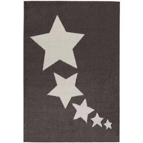 Sehrazat Teppich »Medusa 1810«, , rechteckig, Höhe 9 mm, Kurzflor, Motiv Sterne