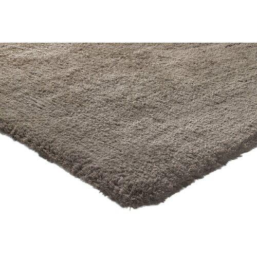 heine home Teppich weiche Microfaser, taupe
