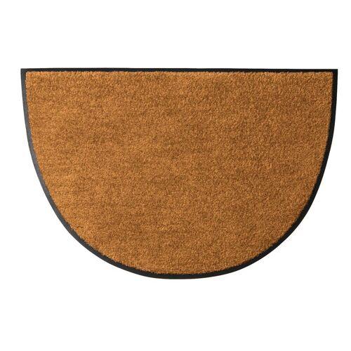 Fußmatte waschbar, zimt