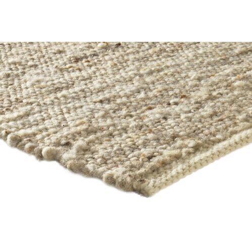 heine home Handwebteppich, beige
