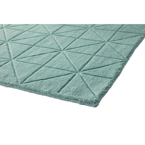 heine home Teppich handgearbeiteter Konturenschnitt
