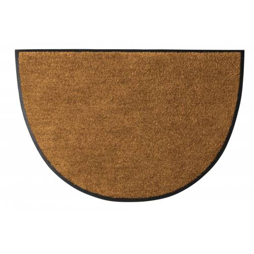 Salonloewe Fußmatte waschbar, zimt