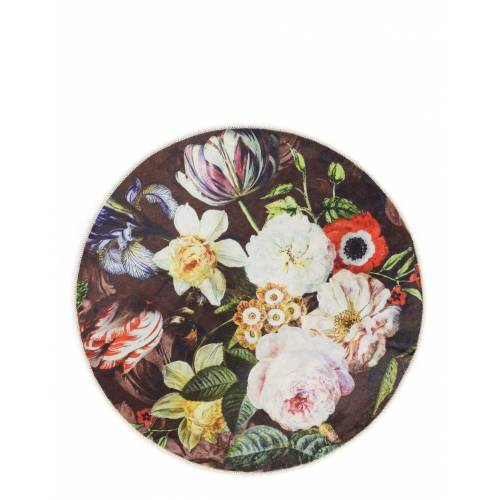 Essenza Teppich »Giselle«, , rund, Höhe 6 mm, sehr weicher Flor