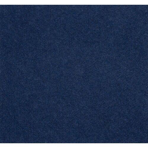 Andiamo Nadelvliesteppich »Milo«, , rechteckig, Höhe 3 mm, Festmaß 200 x 400 cm, Kurzflor, blau
