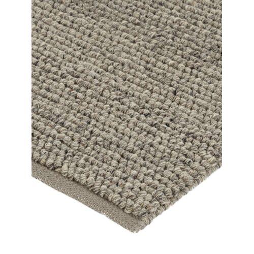heine home Handwebteppich Melange Effekt, grau