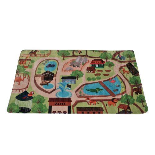 HTI-Line Kinderteppich »Spielteppich Klein Spielteppich Klein«, , rechteckig