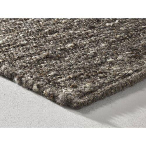 heine home Handwebteppich, braun