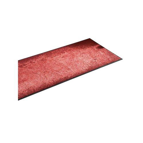 Schmutzfangmatte, rot