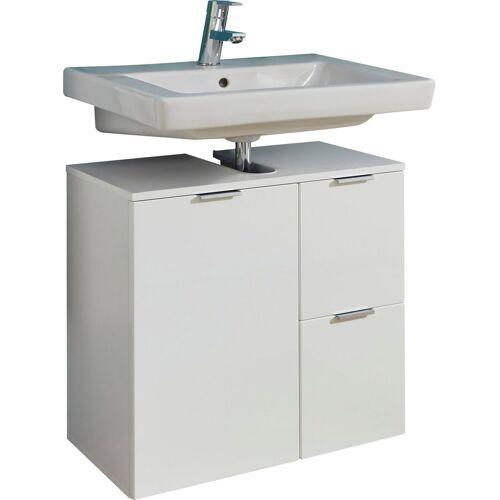 trendteam Waschbeckenunterschrank »Concept One« Breite 60 cm, weiß