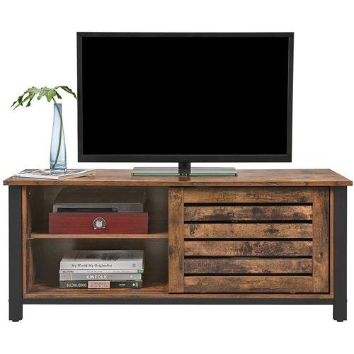 VASAGLE Lowboard »LTV41BX«, Fernsehtisch bis zu 48 Zoll, TV-Lowboards, vintage