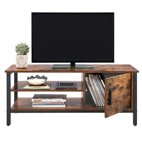 VASAGLE Lowboard »LTV42BX«, TV-schrank, für Fernseher bis 48 Zoll, vintage