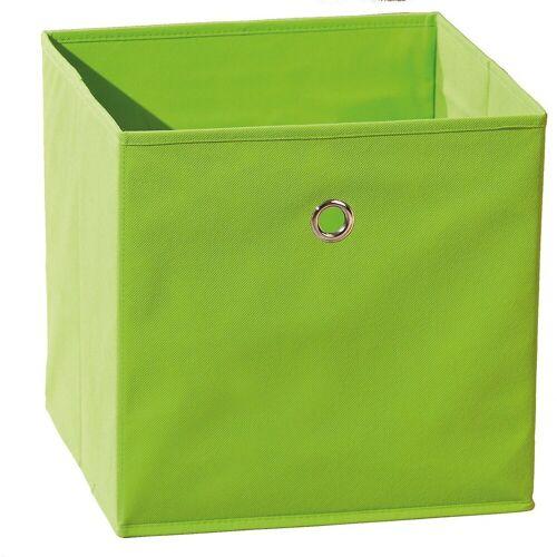 Inter Link Aufbewahrungsbox »Faltbox, grün«, grün