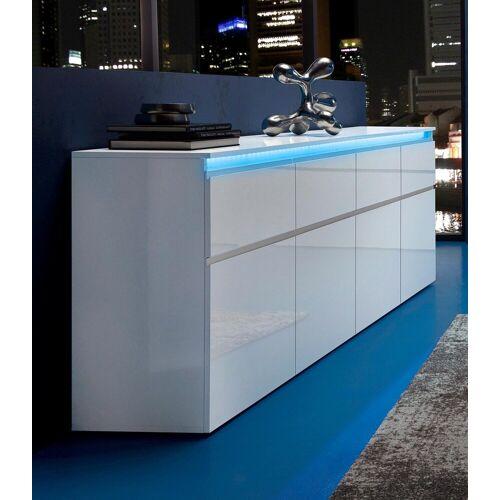 Tecnos Sideboard »Magic«, Breite 240 cm, weiß