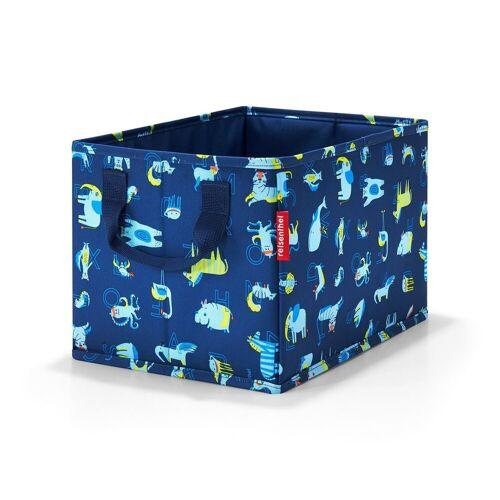 REISENTHEL® Aufbewahrungsbox »Aufbewahrungsbox storagebox kids«, Aufbewahrungsbox, abc friends blue