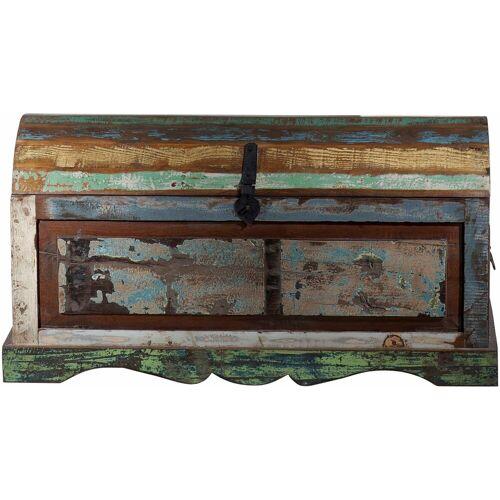 SIT Truhe »Riverboat«, Breite 100 cm, Shabby Chic, Vintage