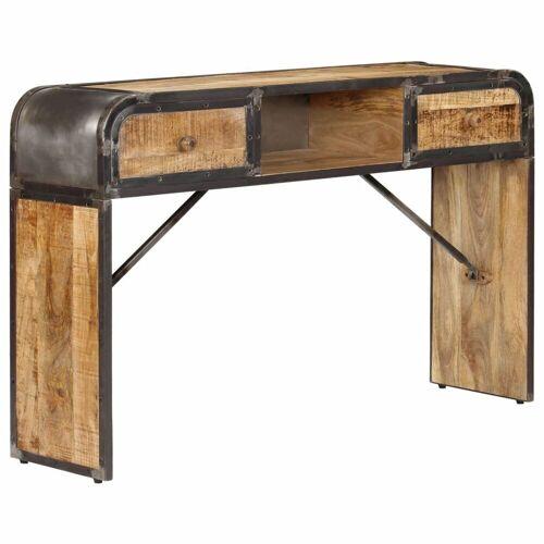 vidaXL Sideboard »Sideboard 120 x 30 x 75 cm Mango-Massivholz«