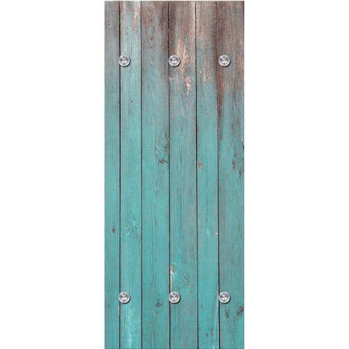 Garderobenpaneel »Holzbretter«