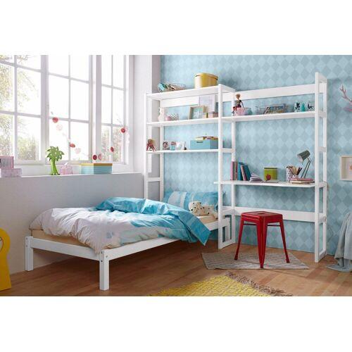 Hoppekids Jugendzimmer-Set »Skagen«, (Set, 13-tlg), inkl. Bett und Schreibtisch