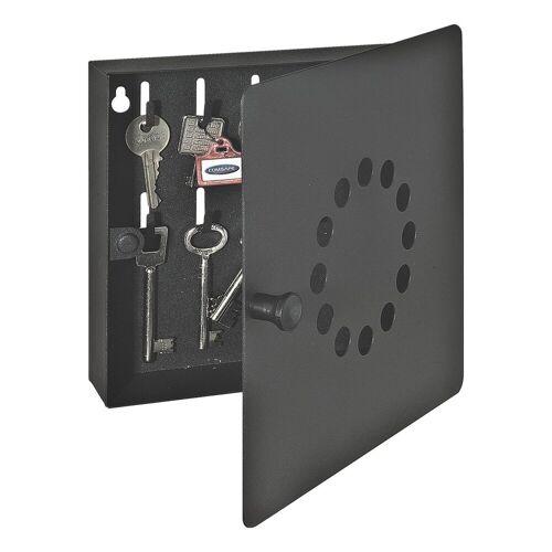 ROTTNER Schlüsselkassette »Key Point 10«, grau
