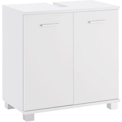Schildmeyer Waschbeckenunterschrank »Lumo«, weiß