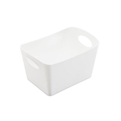 KOZIOL Aufbewahrungsbox »Boxxx S Weiß«