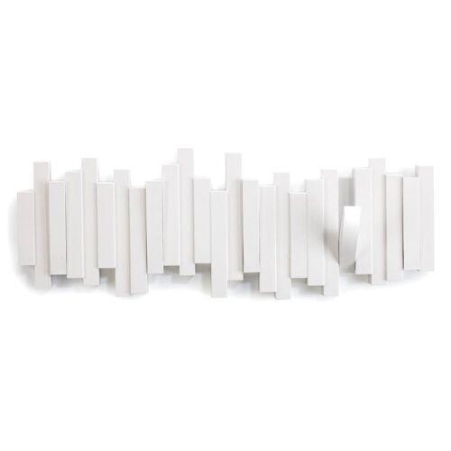 Umbra Wanddekoobjekt »Hooks Sticks Weiß«
