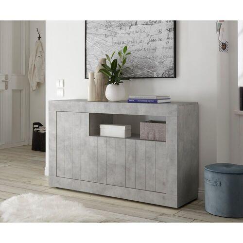 LC Sideboard »Urbino«, Breite 138 cm, beton