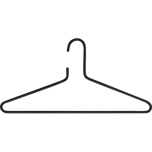 Spinder Design Kleiderbügel, schwarz
