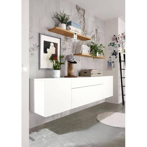 now! by hülsta Sideboard »now! for you«, für Wandmontage, now! 25 Jubiläumsaktion