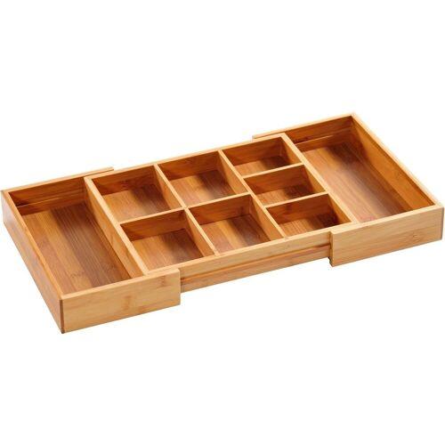 KESPER for kitchen & home Aufbewahrungsbox, doppelseitig ausziehbar
