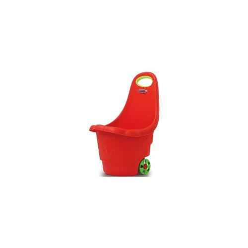Jamara Spielzeugtrolley Rolly Ron rot, rot