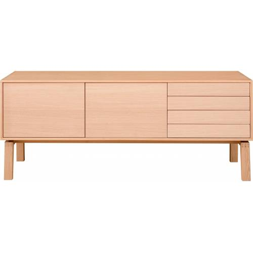 PBJ Sideboard »Joint Highboard«, Eiche Bianco